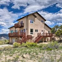 Large Salida Home with Mtn Views - 2 Mi to Downtown!