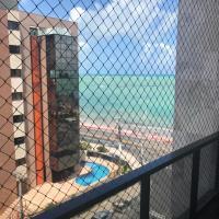 Apartamento Confortável Beira-Mar