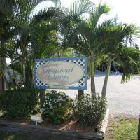 Tropical Winds Beachfront Motel and Cottages, hotel in Sanibel