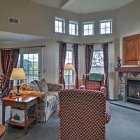 Spacious Condo with View Less Than 1 Mi to Mtn Creek Resort!, hotel in Vernon Township