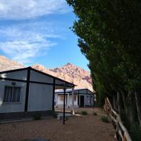 Cabañas de los Andes, hotel in Uspallata