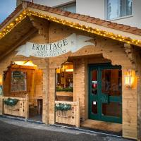Ermitage Country Inn, hotel in Chateau-d'Oex