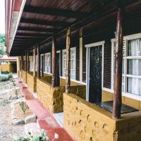 Cabinas EL PRADO, отель в городе Сан-Исидро