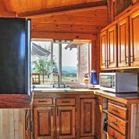 Cozy Antimony Cabin with Fire Pit & Stunning Views!