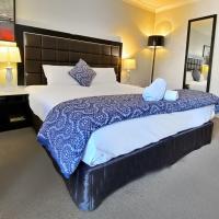 Almond Inn, hotel em Tamworth
