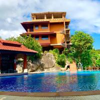 Sea Breeze Resort, hotel in Haad Rin