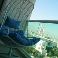 One Bedroom Apartment - Burj Al Arab View -Al Sofouh, hotel in Al Sufouh, Dubai