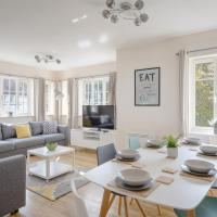 Luxury Hitchin Apartment, Great Town Centre Location - With Parking, hotel in Hitchin