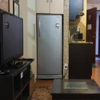 Fully Furnished Studio Unit in Pasig with WiFi and Cable TV