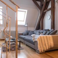 Comfy loft on Hlavna