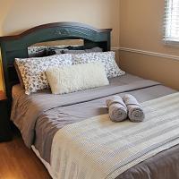 Lakeside-Halifax 2BR Apt Prvt Bath&Kitchen Prvt Entrance, hotel em Timberlea