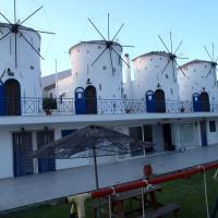 WindMill Apartments, hotel u gradu Almiropotamos