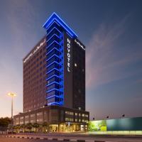 Novotel Bur Dubai - Healthcare City, hotel in Bur Dubai, Dubai