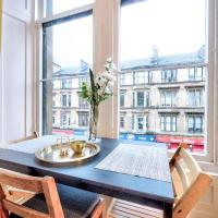 ALTIDO Modern Chic 2bed Apt on Byres Road