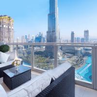 Elite Royal Apartment - Full Burj Khalifa & Fountain View - Royal