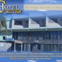 HOTEL CENTER, hotel en Reconquista