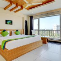 Treebo Trend Park Hotel, hotel in Trivandrum
