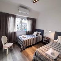 Blvd Cerviño, 2 Bedroom Apartment, Best Palermo location