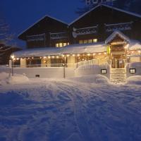 Hotel Alpenhof, Hotel in Oberwald