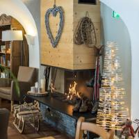 Le Relais du Galibier, hotel in Valloire