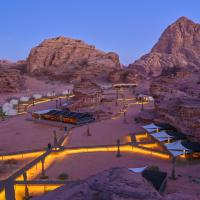 Palmera Camp Wadi Rum