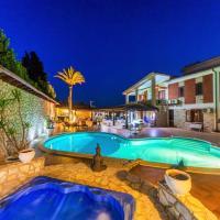 Villa Blondie con piscina a Castellammare del Golfo
