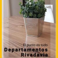 Departamentos RIVADAVIA