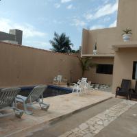 Casa piscina, hotel in Sumaré