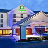Holiday Inn Express Atlanta West - Theme Park Area, an IHG Hotel, hotel in Lithia Springs