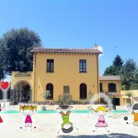 Casale Fedele Family Bike B&B, hotell i Ronciglione
