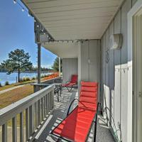 New Bern Condo on Marina with Community Pool and More!