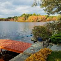 East Wareham Home with View and Access to Mill Pond!, hotel in East Wareham