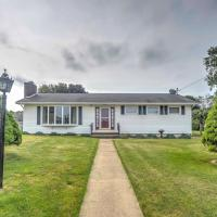 Cozy Parker House with Deck and Spacious Yard!