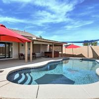 Stress-Free Casa Grande House with Pool and Hot Tub!