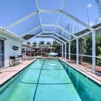 Bonita Springs Home with Screened Lanai and Pool!