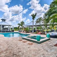 Bonita Springs Private Oasis with Ideal Yard!
