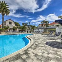 St. Pete Condo w/Heated Pool - 3 Mi. to Beach