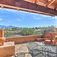 Step-Free Green Valley Condo with Mtn Views & Patio!