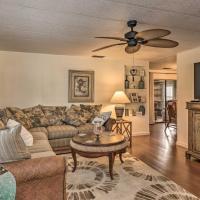 Retro Vero Beach Resort Home with Florida Room!