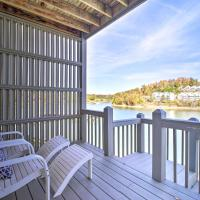 Waterfront Condo on Norris Lake with Boat Slip!, hotel in Alder