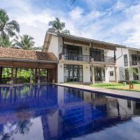 Villa Nilnara, hotel v mestu Ahungalla