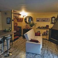 Santina Holiday Home, hôtel à Dubino