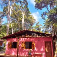 Casa de Dora Itacaré-BA - Casa Rosa