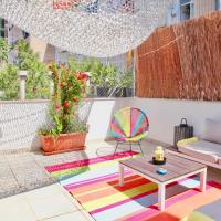 P3 Feel Good Here with Huge Terrace in Desirable Ruzafa Valencia Spain