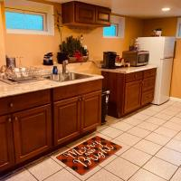 Renovated Private Apartment , Full Bed, Kitchen
