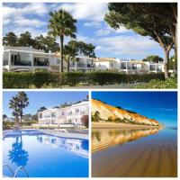Comfortable apartment, Algarve Albufeira, 10 mn walk from Falésia beach, hotel in Olhos de Água