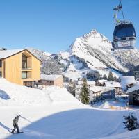 Warth52-W52 Apartments, hotel in Warth am Arlberg