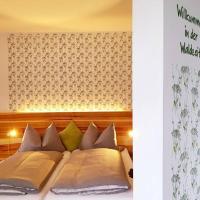 Waldzeit, hotel di Ludwigsstadt