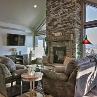 Stunning Valley Home with Furnished Deck and Mtn Views