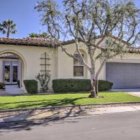 Rancho Mirage Home with Furnished Patio and Grill